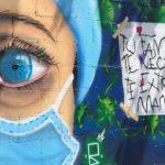 Artistas urbanos en Cancún homenajean a héroes y víctimas de pandemia